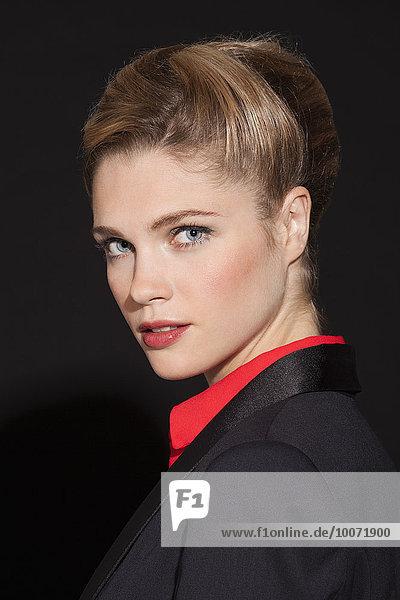Portrait,Frau,Pose,Schönheit