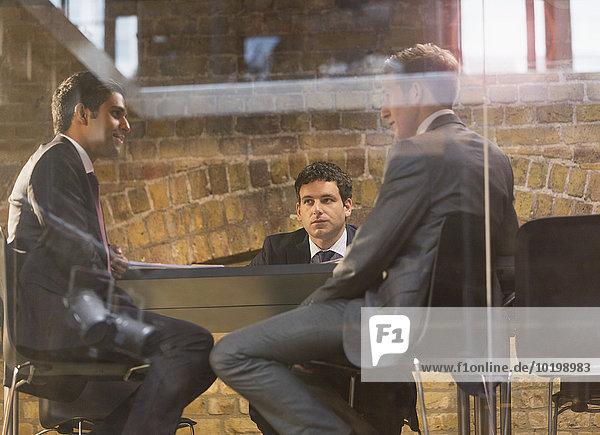 sprechen,Geschäftsmann,Geschäftsbesprechung,Zimmer,Besuch,Treffen,trifft,Konferenz