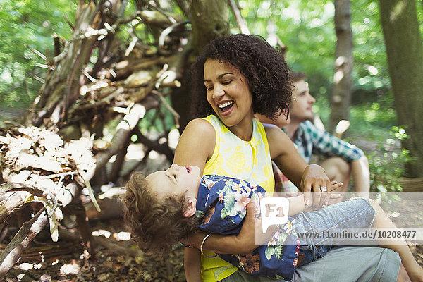 Spiel,Sohn,Mutter - Mensch