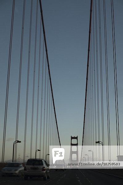 durchsichtig,transparent,transparente,transparentes,Auto,Himmel,Abenddämmerung,Golden Gate Bridge