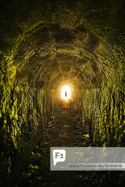 Tunnel,Beleuchtung,Licht,Ende