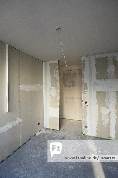 Wohnhaus,unterhalb,Renovierung,Innenansicht