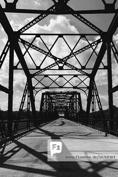 Wolke,Silhouette,Himmel,Brücke