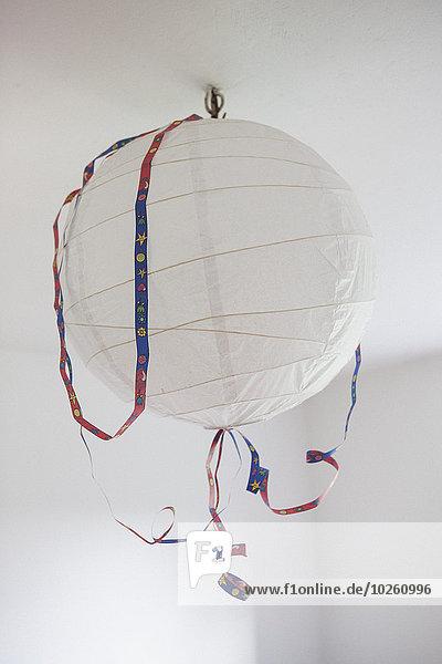 Papier,hängen,Laterne - Beleuchtungskörper,Decke
