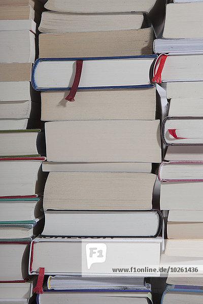 Stapel,Buch,schießen,voll