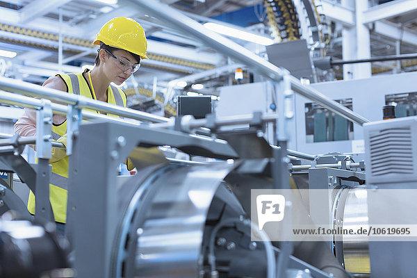 arbeiten,Maschine,Fabrikgebäude