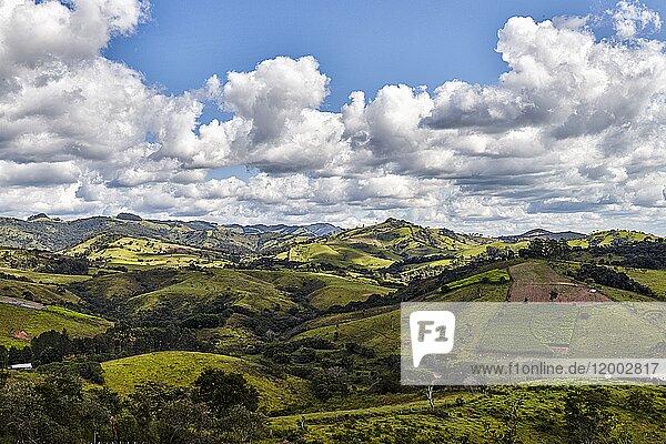 Serra da bocaina, Brasilien, Südamerika, Amerika