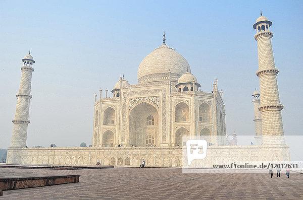 Agra,Architektur,Asien,Außenaufnahme,Außenaufnahme von Gebäude,Außenaufnahmen von Gebäuden