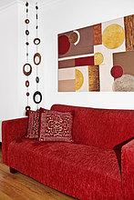 Interieur aus einem Wohnzimmer