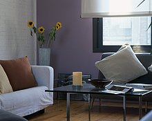 Ecke,Ecken,Blume,Zimmer,Ansicht,Blumenvase,Wohnzimmer