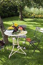 Rasen,Gemüse,Tisch