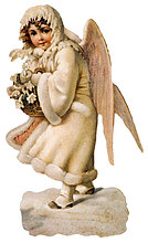 Engel, historische Illustration
