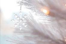 Baum ,Schneeflocke ,Weihnachten ,Dekoration