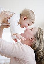 Sohn ,heben ,Mutter - Mensch