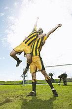 jubeln,Spiel,Fußball