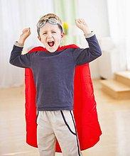 Portrait ,Junge - Person ,Superheld ,Kleidung ,5-9 Jahre, 5 bis 9 Jahre ,Kostüm - Faschingskostüm
