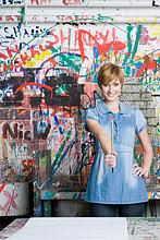 Porträt einer Schülerin