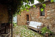 Herrenhaus,Italien,Toskana