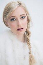 Portrait ,blond ,Frau ,jung