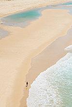 5 ,gehen ,Strand ,Mensch ,Australien ,Fraser Island ,Queensland