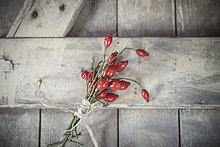 Holzbrett,Brett,Blumenstrauß,Strauß,Close-up,Rose