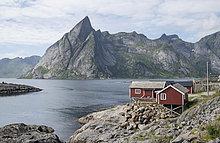 Berg,Hintergrund,Landhaus
