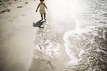 gehen ,Strand