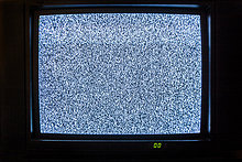 Fotografie,Fernsehen