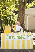 Junge - Person,Limonade