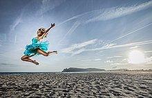 springen,Tänzer,jung