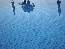 Bodenhöhe,Wasser,Schwimmbad