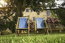 Herrenhaus,Stuhl,Blume,Garten,Terrasse,Italien,Maremma,Toskana