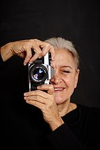 Frau,Fotografie,nehmen,reifer Erwachsene,reife Erwachsene