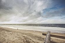 Strand, Westerland, Schleswig-Holstein, Deutschland, Europa