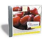 Hier finden Sie alle bekannten Früchte auf einer CD, von A wie Apfel bis Z wie Zitrone. Jede Menge Vitamine also!