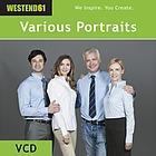 Portraits von Männern, Frauen, Paaren, Freunden, Gruppen - von locker und,bis geschäftsmäßig.