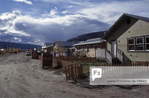 Dawson City Kanada Yukon