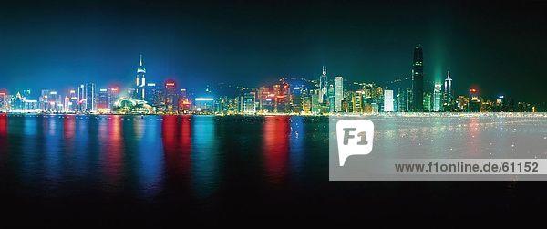 China  Hong Kong  Victoria Harbor