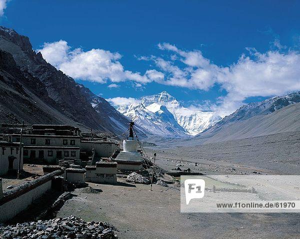 Mount Everest Sagarmatha