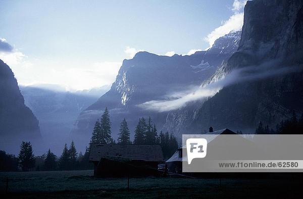 Europa Kandersteg Schweiz