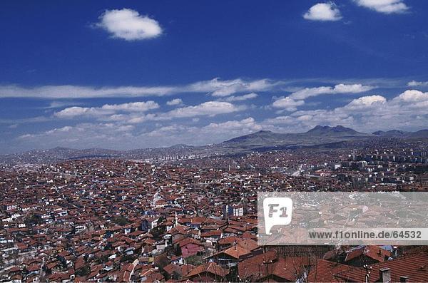 Ankara Hauptstadt Türkei