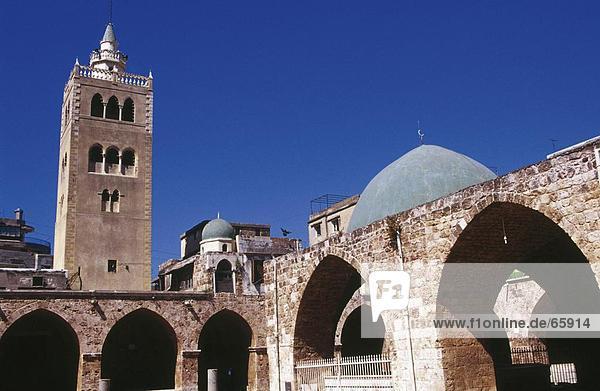 Arkaden der Moschee  Grand  Tripoli  Libanon