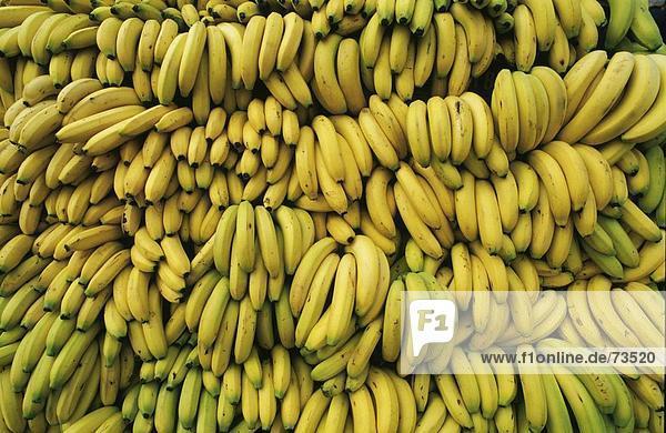 10507372  Bananen  Bild-Füllung  Konzept  Gemüse  Handel  Handel  Markt  Obst  Haufen  große Menge  Fruschte  Lebensmittel  e