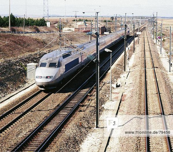 10760848  TGV  France  Europe  railway  railroad  railroad engine  rail traffic  rapid-transit railway  traffic  train