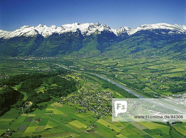 Alpen,Dorf,Fürstentum,Grenze,H44-10804653