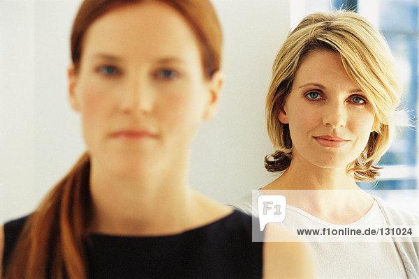 Portrait von Geschäftsfrauen
