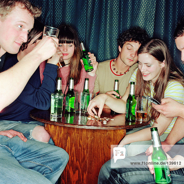 Binge-Trinken