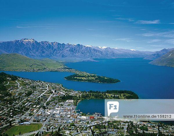 Lake Wakatibu  Queenstown  Neuseeland