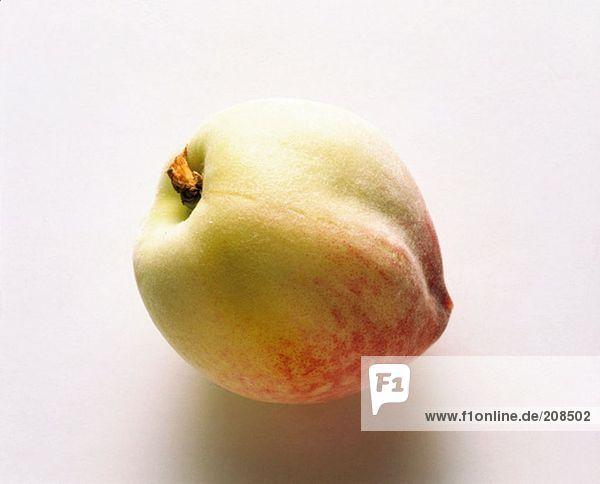 Weißer Pfirsich