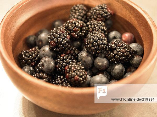 Früchte in der Schale